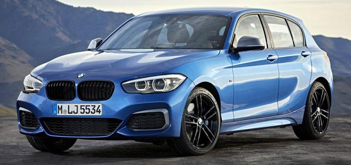 2018 BMW 1.18