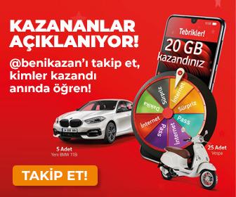 Vodafone Çekiliş Sonucu